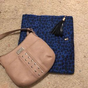 Set of A Nine West and a babe forever purses